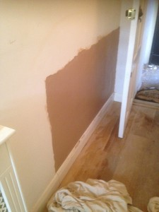 Rising damp treatment in Southend on sea Essex
